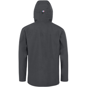 Berghaus Deluge Vented Shell Jacket Men Carbon